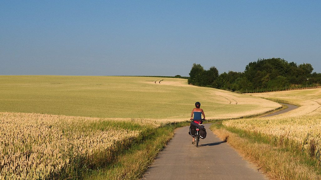 fietsen europa