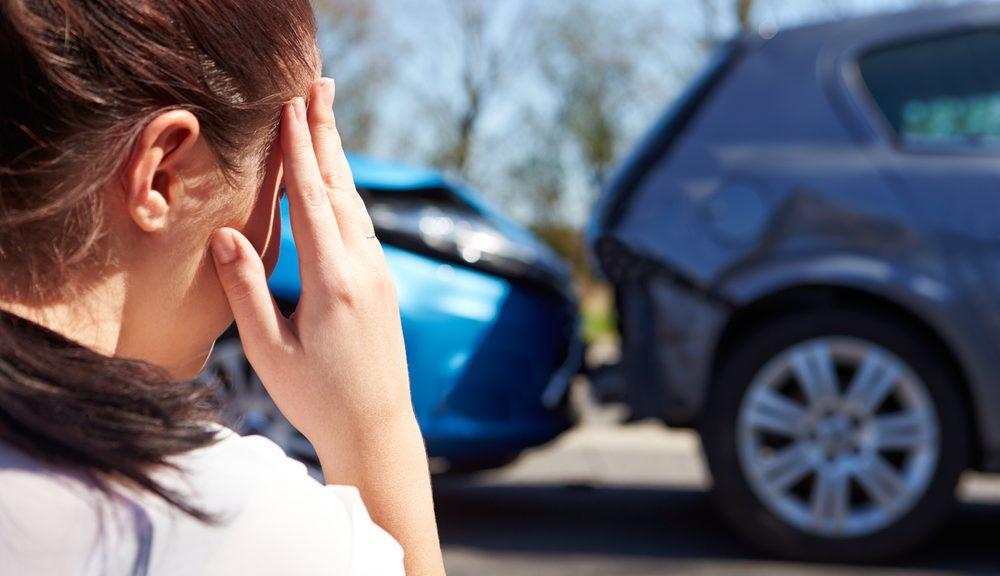 auto ongeluk schade